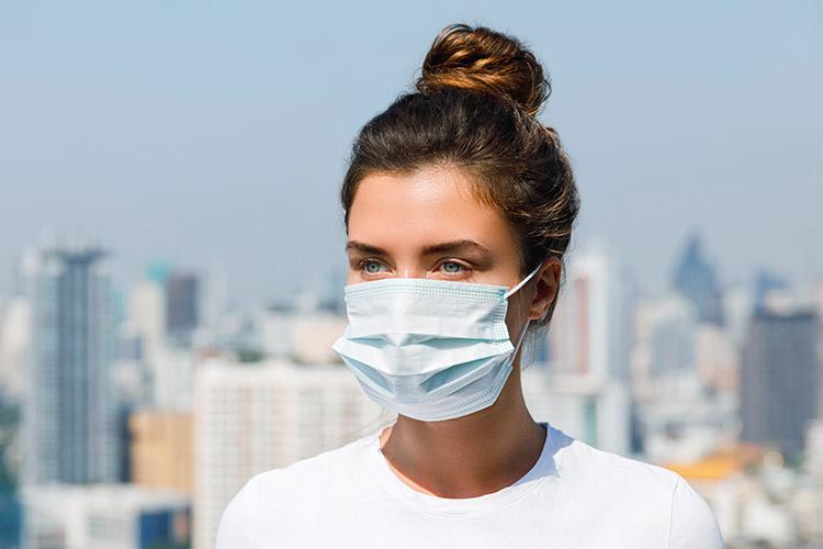 Mascarillas antivirus farmacia Casa Med